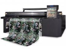 数码印花随意印制,提升纺织品的层次感与附加值
