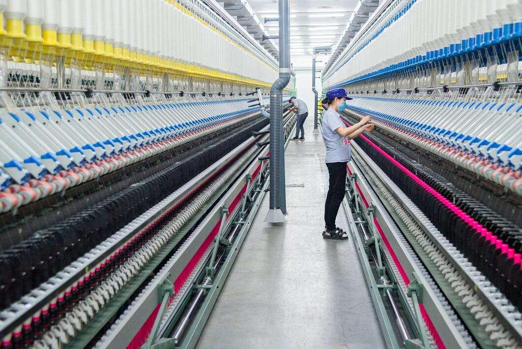 福建4月规上纺织业增加值增长4.5%