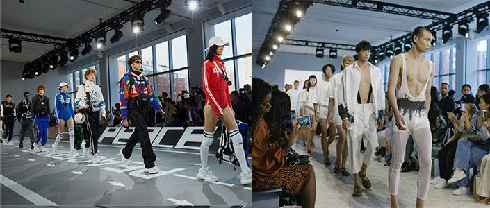 纽约时装周丨LONGCHAMP2020春夏系列