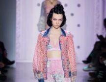 纽约时装周丨Anna Sui 2020春夏系列
