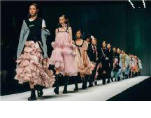 AWAYLEE2020春夏LIGHT系列闪亮压轴上海时装周,甜美仙酷风席卷秀场!