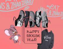 """Happy Mouse Year""鼠年新品"