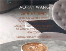 """疫情之下,孤军征战纽约时装周的""""西服女王""""王陶说:TAORAY WANG是今日暖身暖心的那杯""""黎明咖啡""""!"""