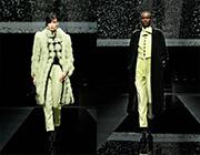 米兰时装周丨Giorgio Armani 2020 秋冬系列