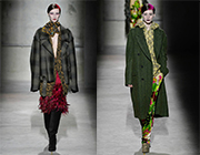 巴黎时装周丨Dries Van Noten 2020秋冬系列