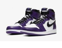 Air Jordan 1 High OG  「Court Purple」