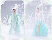 中国国际时装周丨盖娅传说·熊英 2020秋冬系列