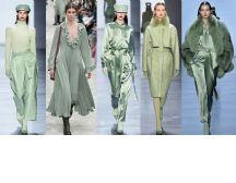 最难穿的绿色2020秋冬最流行 ?穿对了竟然可以这么美 !