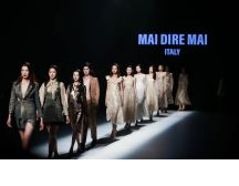 MAI DIRE MAI:令人一见倾心的设计,大胆告白丨2020广东时装周-秋季