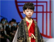 看过芈白儿童礼服才知道东方时尚有多美