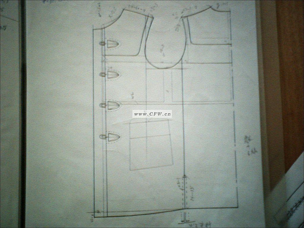 设计-设计图-款式效果图-设计师手稿作品-服装设计