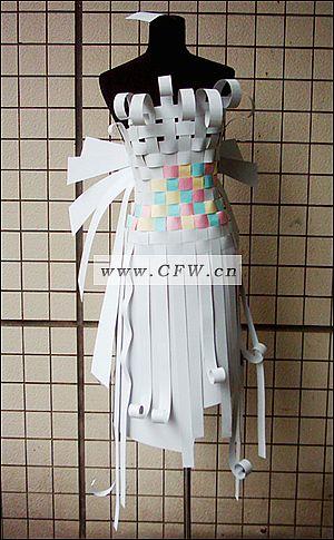 立体构成-女装设计-服装设计