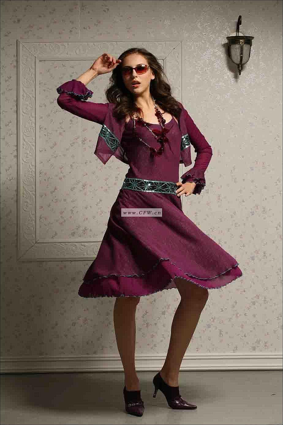 高级时尚女装