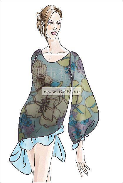 电子稿-女装设计-服装设计