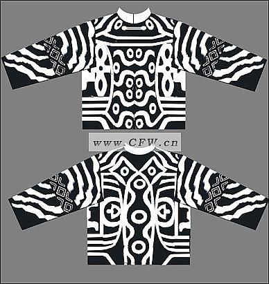 我的民族-男装设计-服装设计