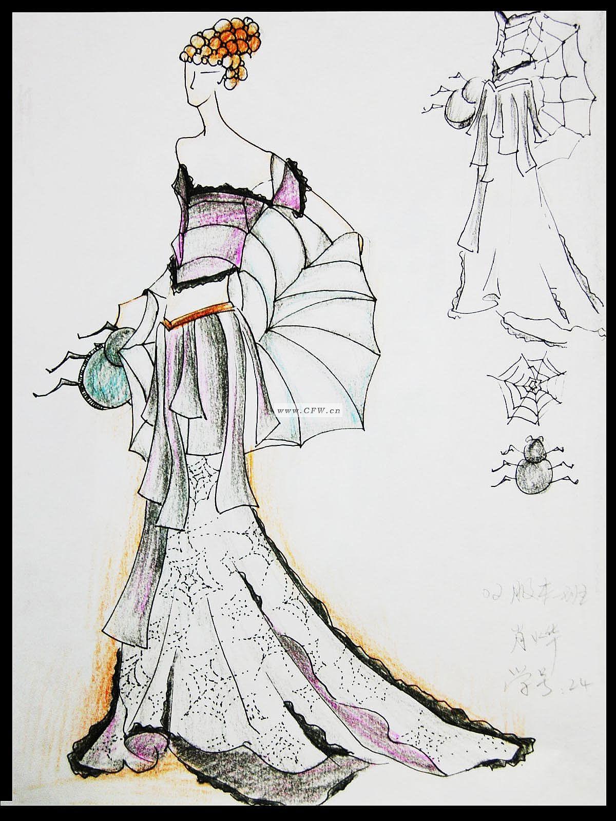创意系列服装设计