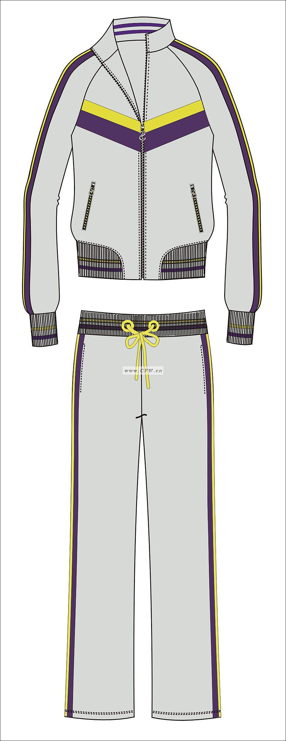 1-男装设计-服装设计