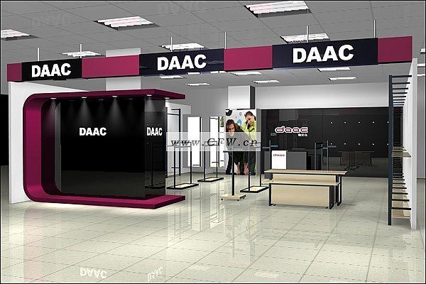 商场铺-橱窗陈列设计-服装设计