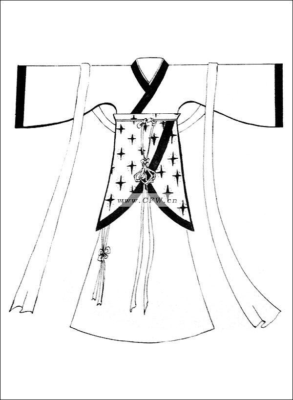 古装1-女装设计-服装设计