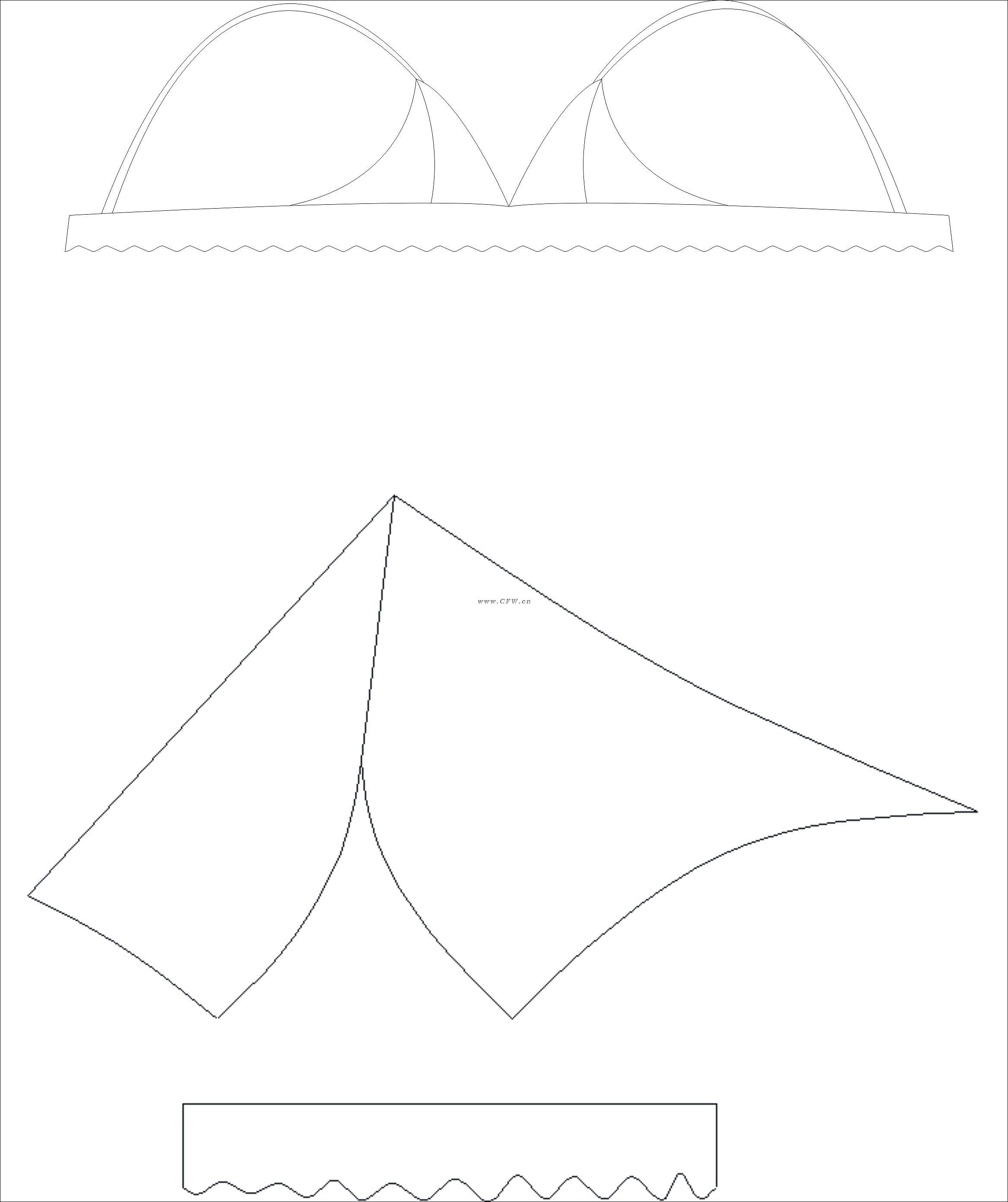 内衣/家居设计-内衣/家居设计图-内衣/家居款式效果图