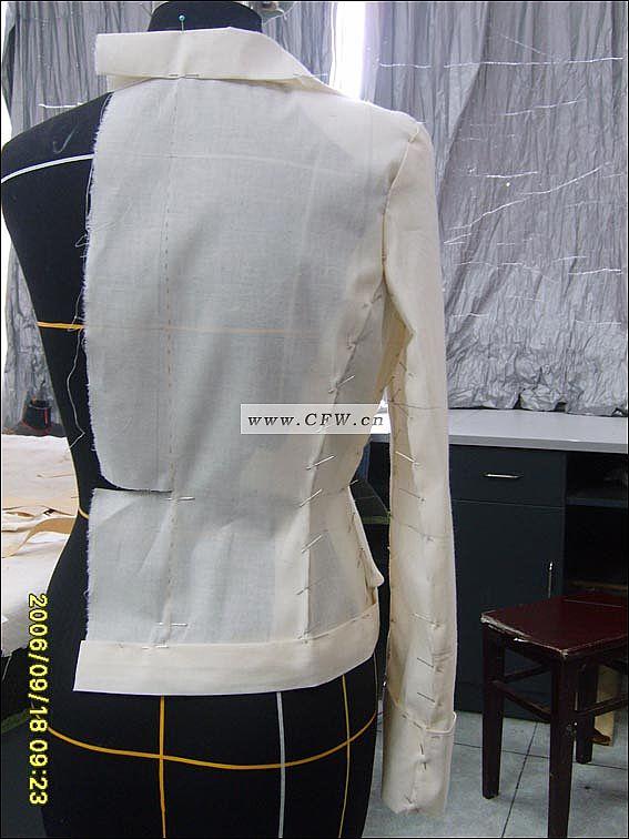 立体裁剪-其它设计设计-服装设计