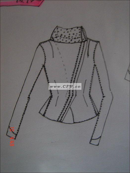 休闲装系列6-女装设计-服装设计