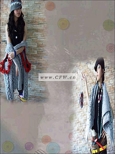《重庆森林》休闲服装设计