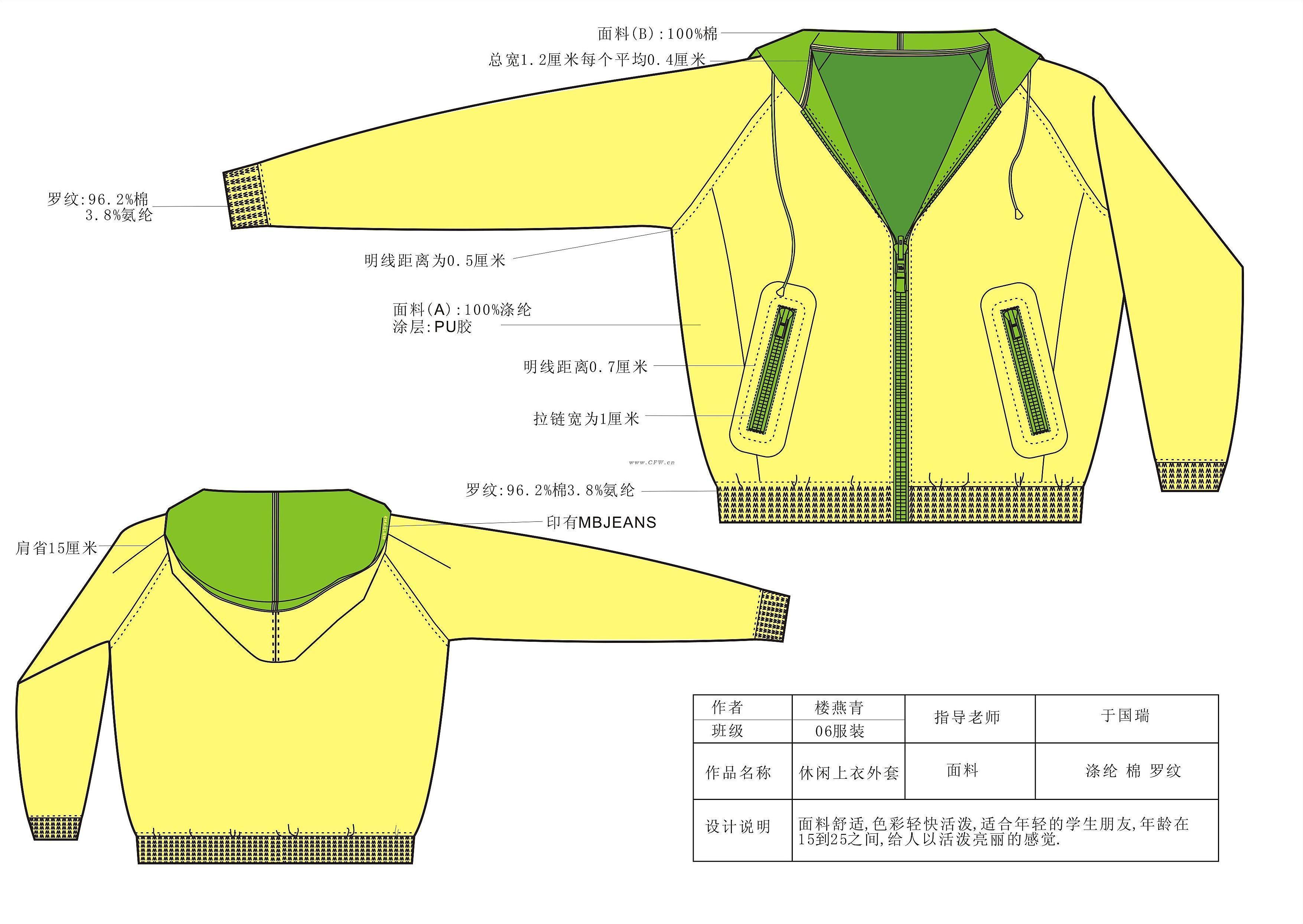 衣服-女裝設計-服裝設計