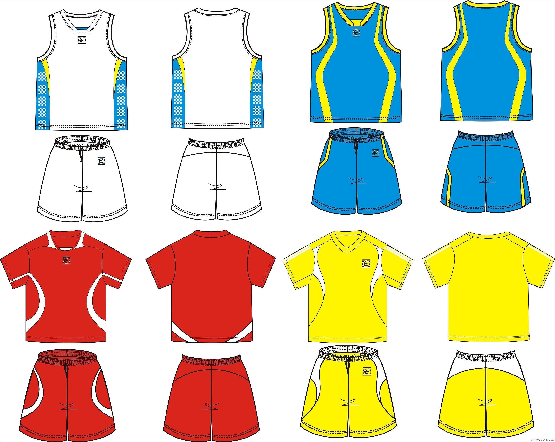 运动系列-女装设计-服装设计