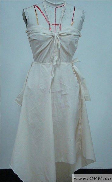 女装_立体裁剪-女装设计-服装设计