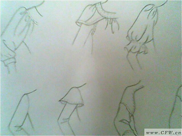袖子设计-其它设计设计-服装设计图片