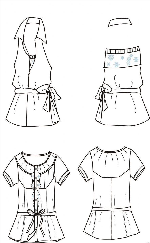 女装款式-设计-服装设计
