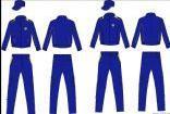 工装工作服款式图
