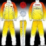 运动服(校服设计图)