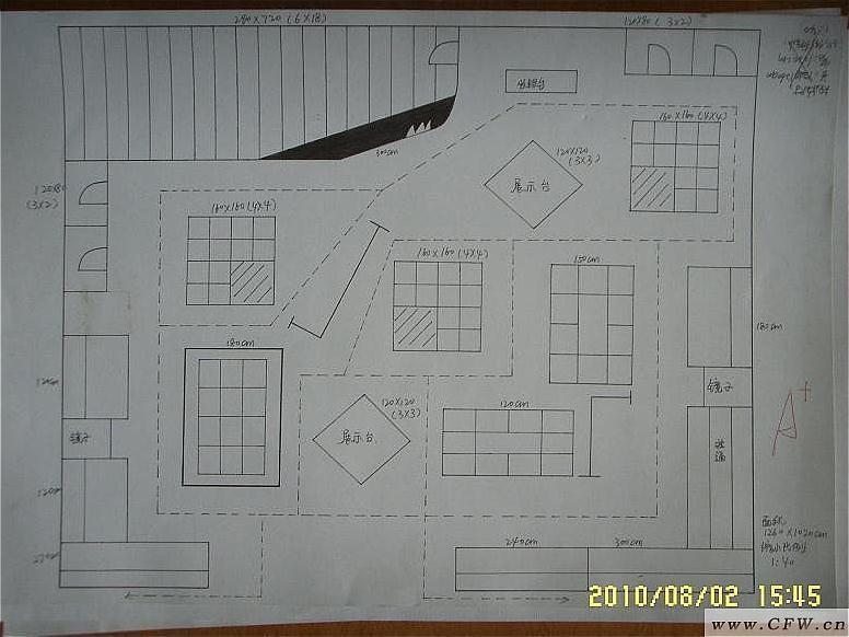 陈列-橱窗陈列设计-服装设计