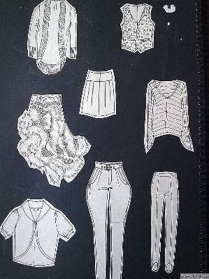 中国风-婚纱礼服设计-服装设计-服装设计网手机版 触