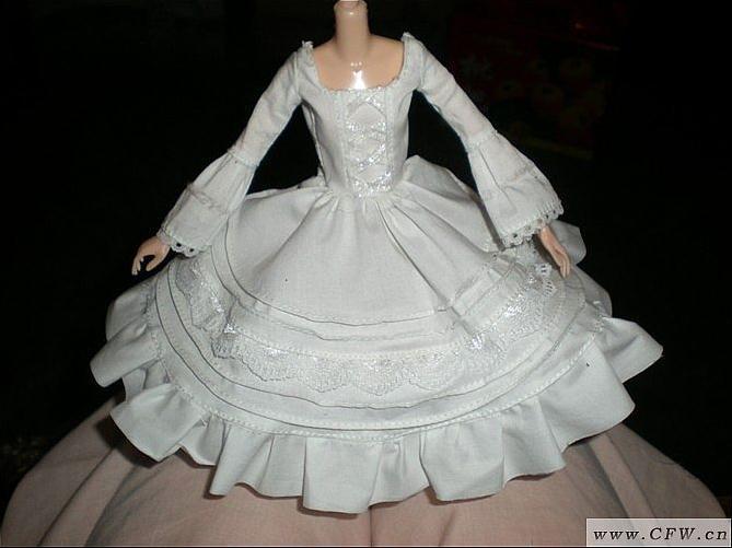 洛丽塔-童装设计-服装设计