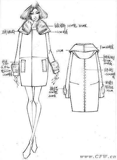 手绘资料-女装设计-服装设计
