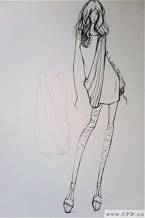 女裝設計-女裝設計-服裝設計