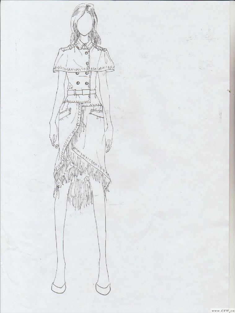 女装设计-女装设计-服装设计
