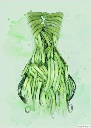 蔬菜服装-婚纱礼服设计-服装设计-服装设计网手机版