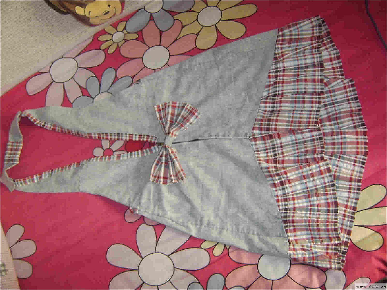 改造旧衣服作品-改造旧衣服款式图