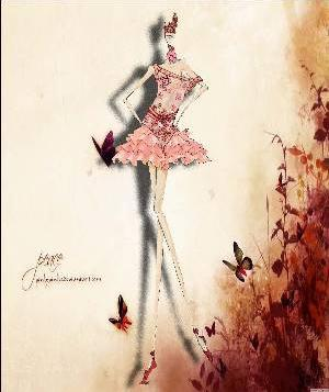 时装画-婚纱礼服设计-服装设计-服装设计网手机版|触