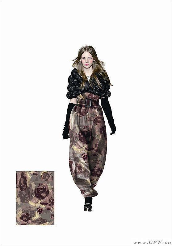 男装时装搭配_服装花型设计-图案设计设计-服装设计