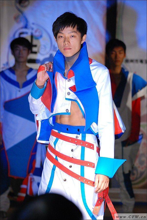 《掘色》-男裝設計-服裝設計