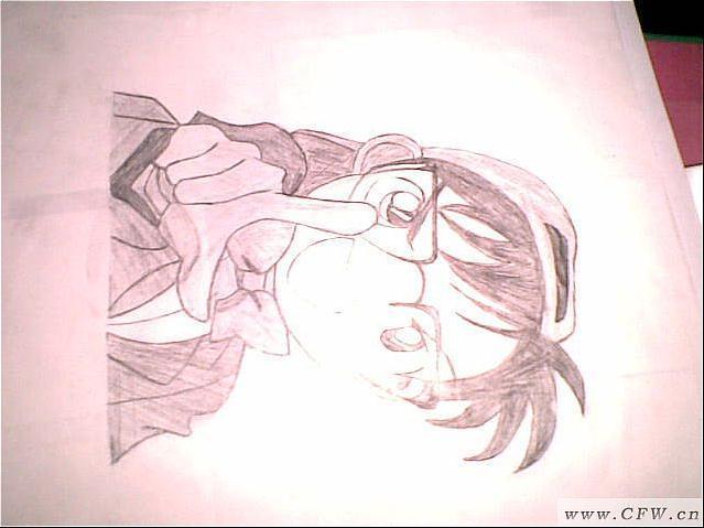 人物手绘图
