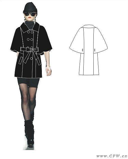电脑设计图-女装设计-服装设计