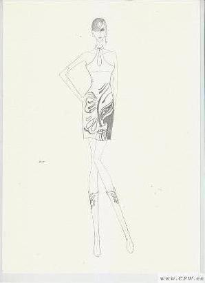 韵律-女装设计-服装设计-服装设计网手机版|触屏版