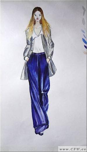 装饰画临摹-其它设计设计-服装设计-服装设计网手机版图片