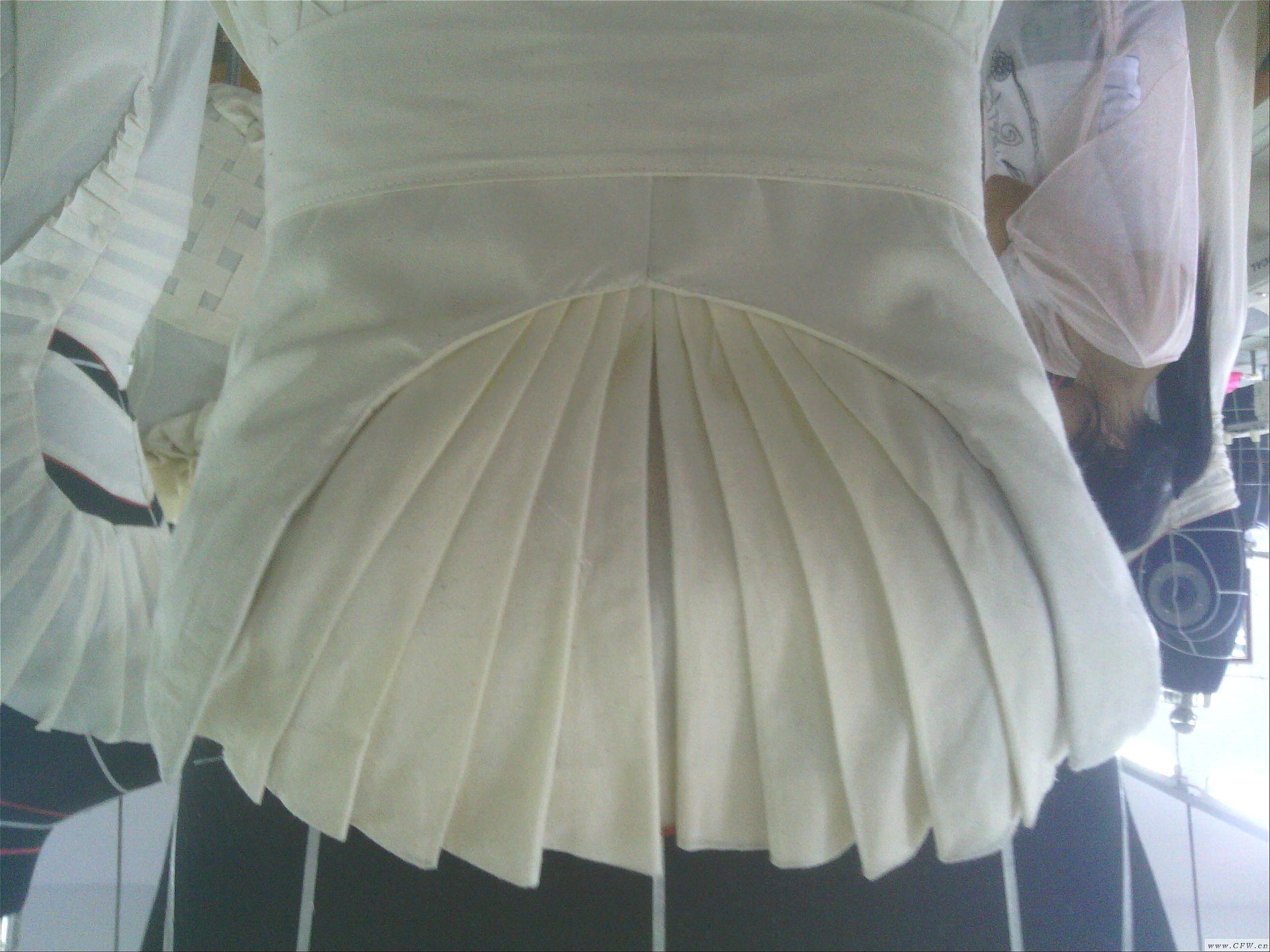 立体裁剪-婚纱礼服设计-服装设计